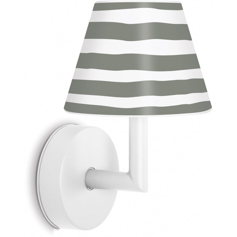 FATBOY Add The Wally white Lampe applique murale sans fil lumi-shop.ch