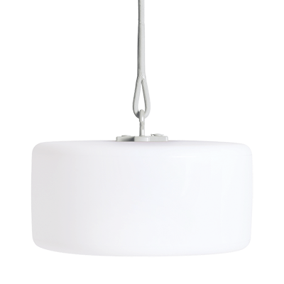 Lampe Thierry Le Swinger Light grey de FATBOY lumi-shop.ch