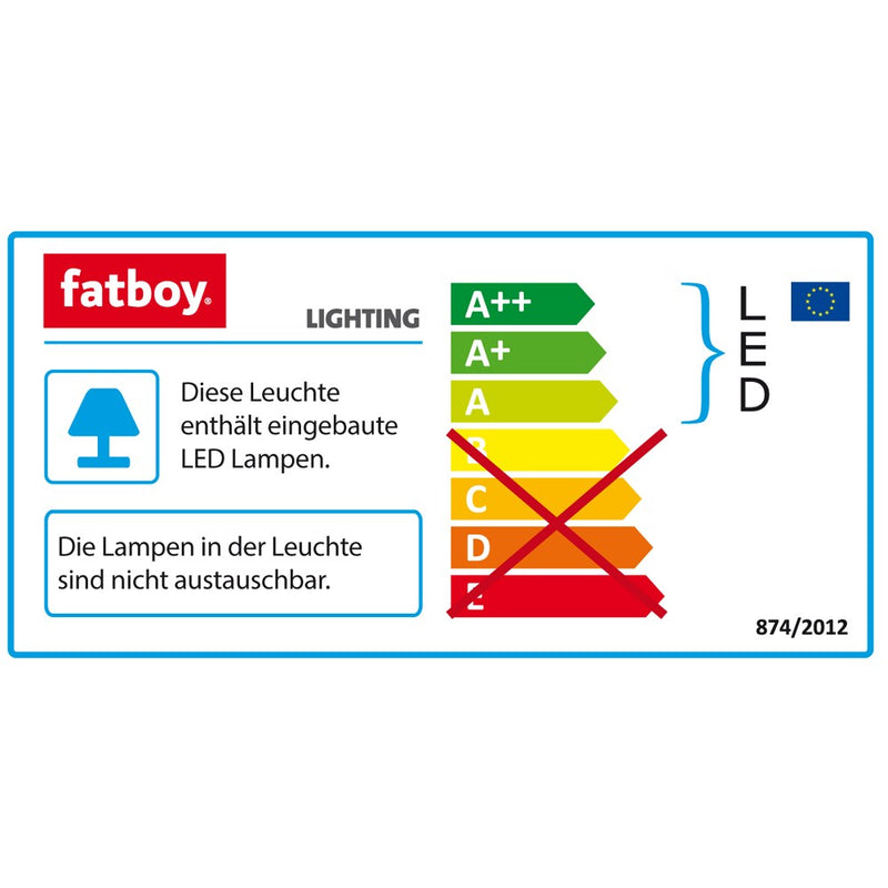Lampe Edison The Petit de FATBOY lumi-shop