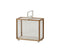 Cane-Line Lanterne Lighthouse Teak Rectangular lumi-shop.ch