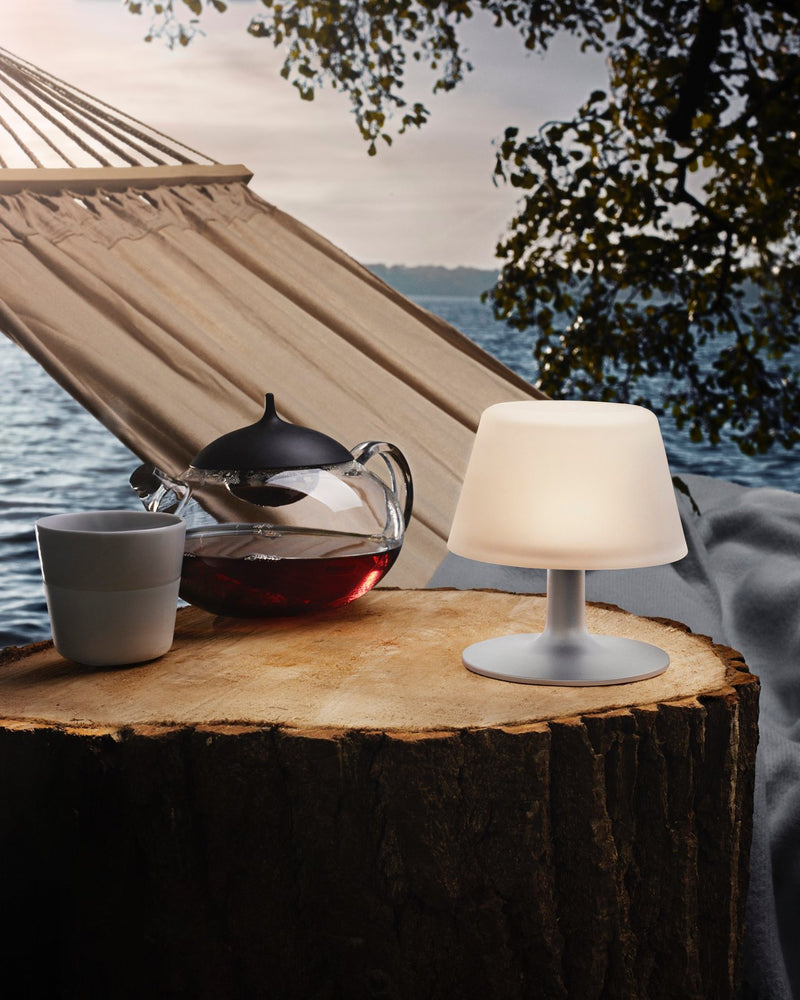 Eva Solo Sunlight Table Lamp, lampe solaire lumi-shop.ch