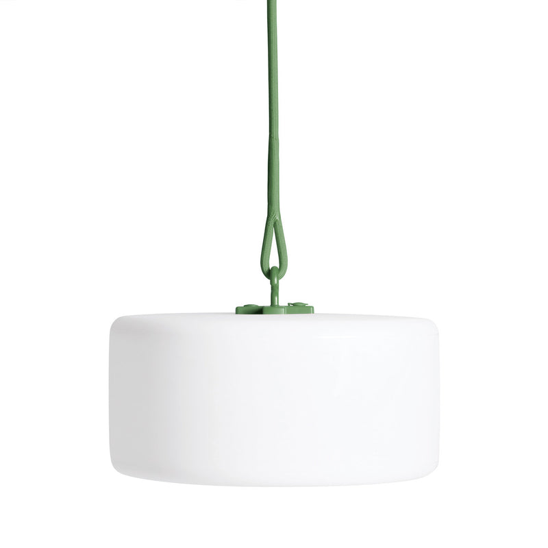 Lampe Thierry Le Swinger Industrial green de FATBOY lumi-shop.ch