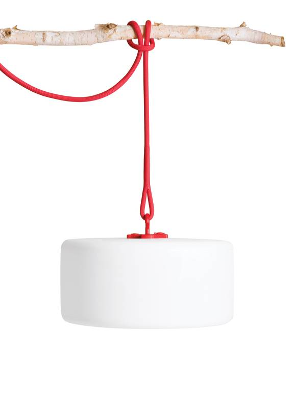 Thierry The Swinger Red Lampe von FATBOY lumi-shop.ch