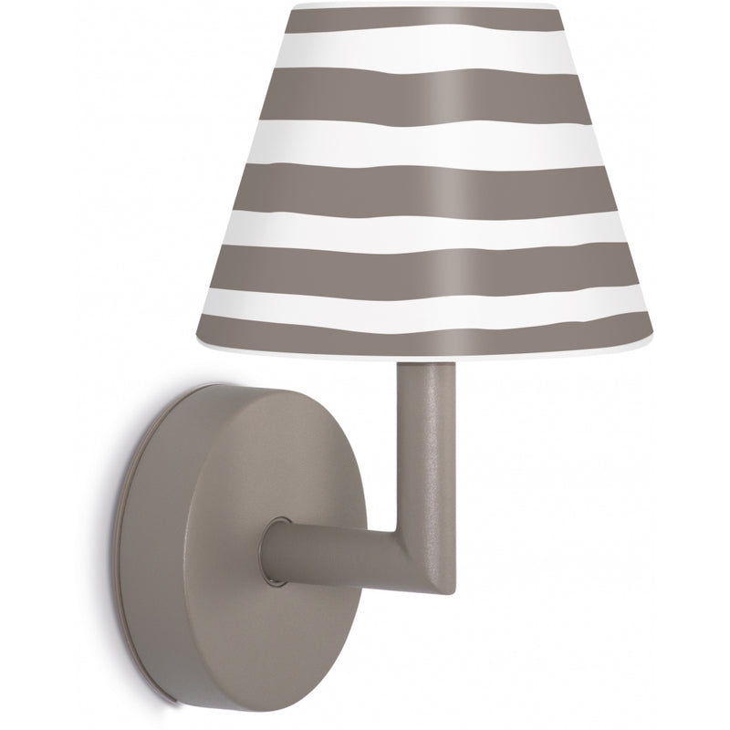 FATBOY Add The Wally taupe Lampe applique murale sans fil lumi-shop.ch
