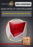 LIQUID CRYSTAL 10″ HOOD REPLACEMENT