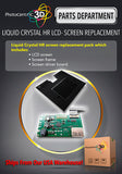 LIQUID CRYSTAL HR LCD- SCREEN REPLACEMENT