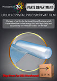 LIQUID CRYSTAL PRECISION VAT FILM