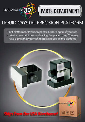 LIQUID CRYSTAL PRECISION PLATFORM