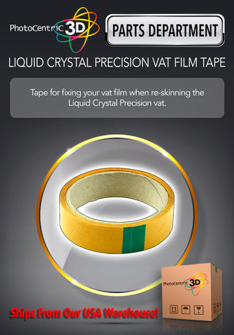 LIQUID CRYSTAL PRECISION VAT FILM TAPE