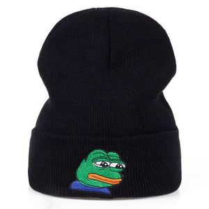 Le bonnet Pepe the Frog