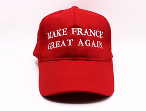 La casquette Make France Great Again