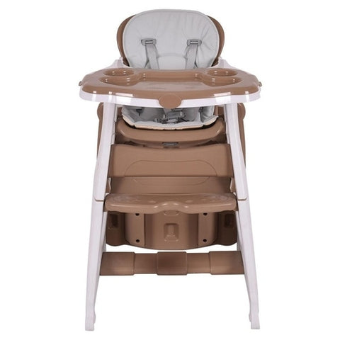 3-in-1 Baby High Chair Convertible Play