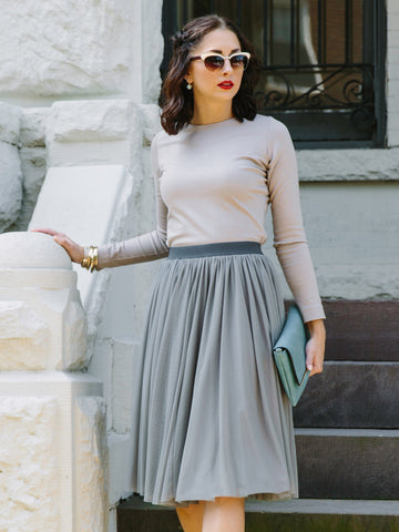 Sweet Pea Top (skirt sold separately)