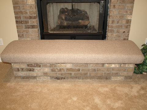"Jack-Mat Hearth Safety Seat  61"" to 71"" Length"