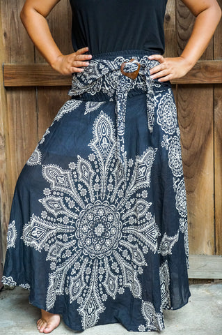 Supremely Comfortable Boho Skirt