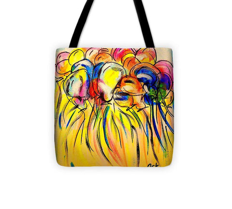 Flight Of The Balloons - Tote Bag
