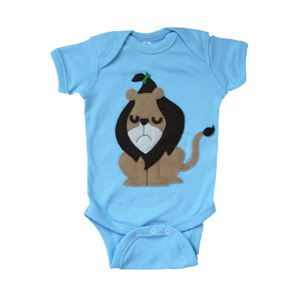 The King of the Jungle Onesie