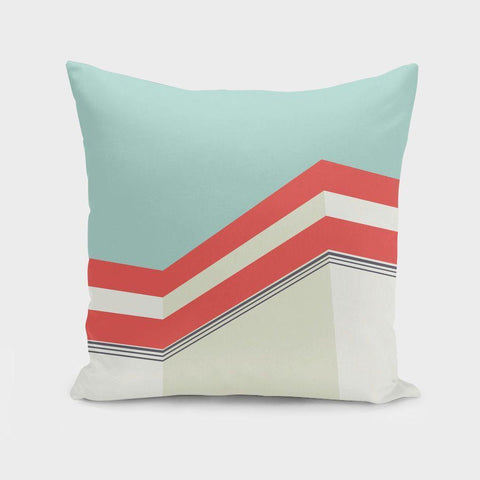Architecture Pillow Cover