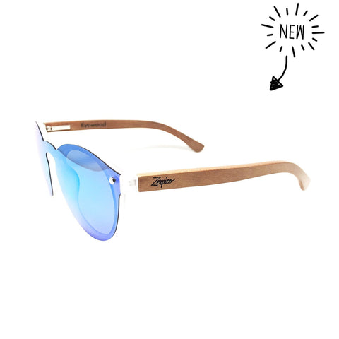Eyewood Wooden Sunglasses - Aquila