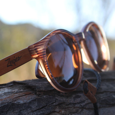 Eyewood Round with an Attitude!