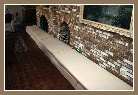 Hearth protection for any size fireplace