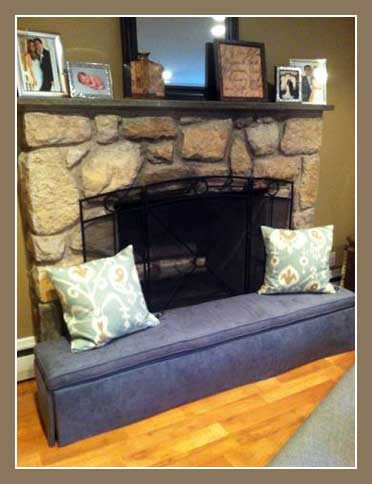 Amazingway to protect your fireplace