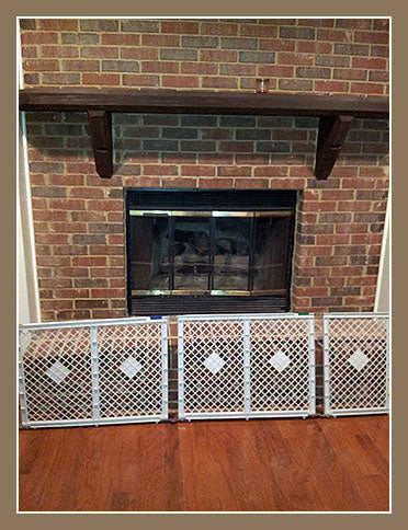 child safety fireplace protection