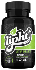 Lipht Ultra Enhanced Kratom Capsules