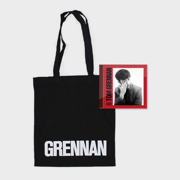 LIGHTING MATCHES SIGNED DELUXE CD + TOTE BAG BUNDLE