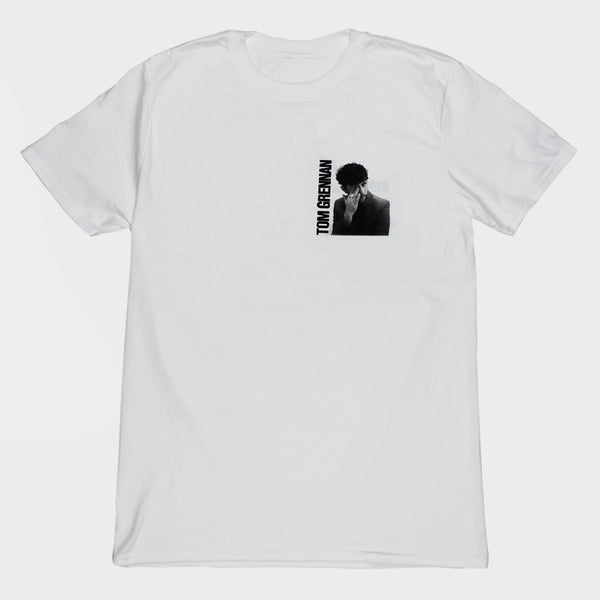 TOM GRENNAN TOUR WHITE T-SHIRT