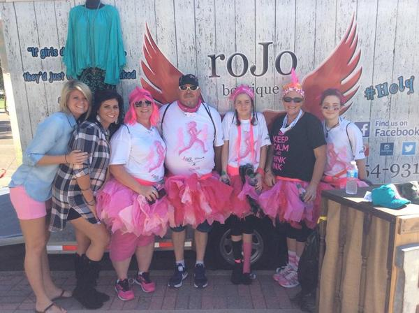 Susan G. Komen Race for the Cure Waco, Tx