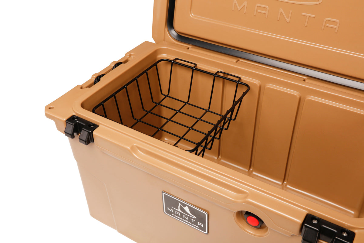 Wire Basket for 45 Quart Cooler - mantacoolers.com