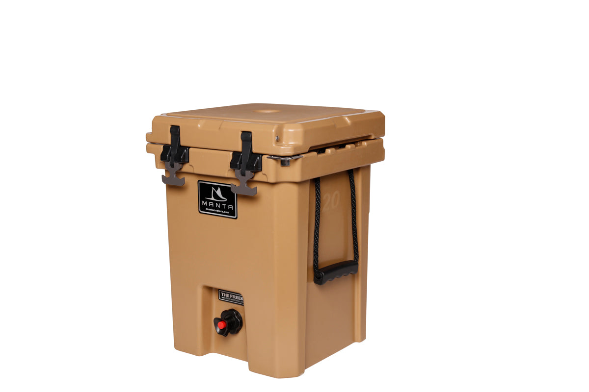 The Freek Cooler/Dispenser - mantacoolers.com
