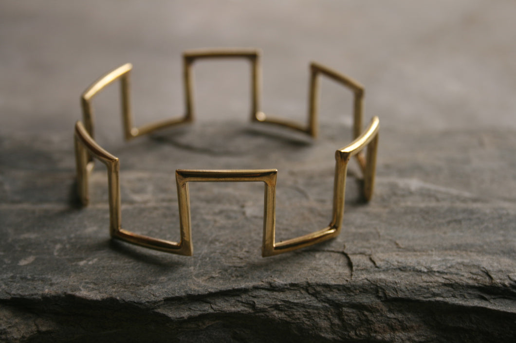 Staircase Bangle