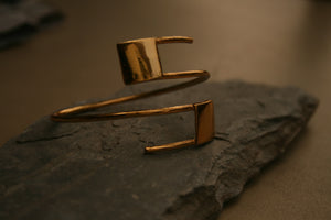 Two Faced Bangle