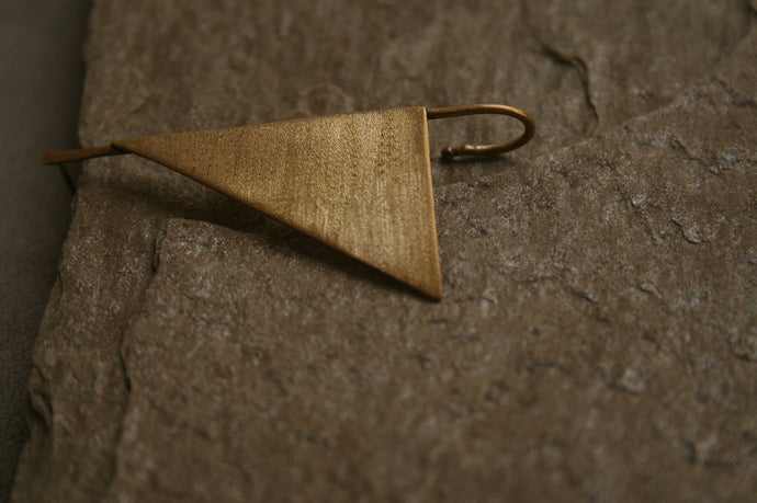Triangular Ear Cuff