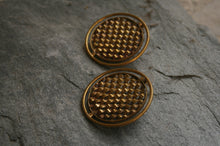 Patterned Jaali Earrings
