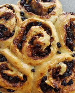 Chelsea Buns -- NEW!