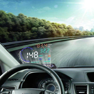 CAR HEADS UP DISPLAY PLUG AND PLAY HUD