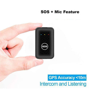 MINI GPS TRACKING DEVICE WITH GEO FENCE