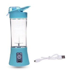 Portable USB Fruit Juicer Bottle