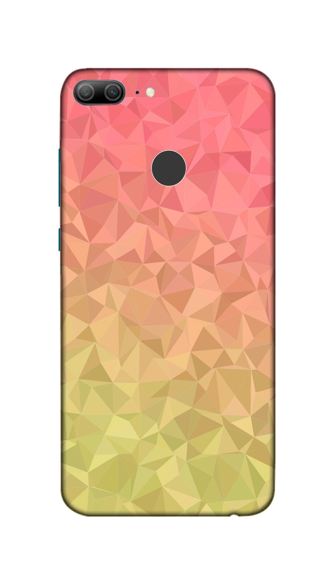 Honor 9 Lite Crockroz Printed Hard Designed Back Cover