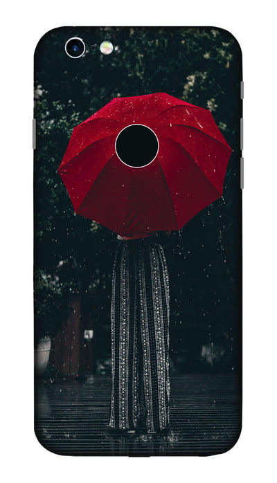 Umbrella girl Hard Case For Apple iPhone 6S