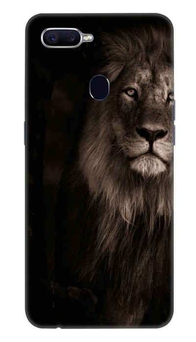 Angry Lion Hard Case For Oppo F9