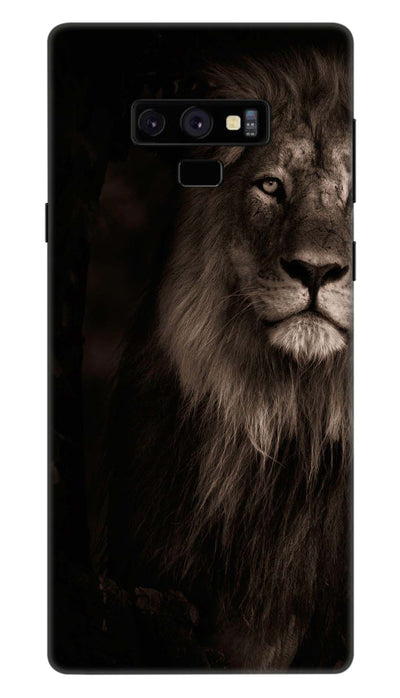 Angry Lion Hard Case For Samsung Note 9