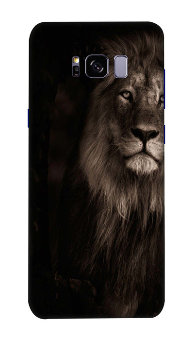 Angry Lion Hard Case For Samsung S8 Plus
