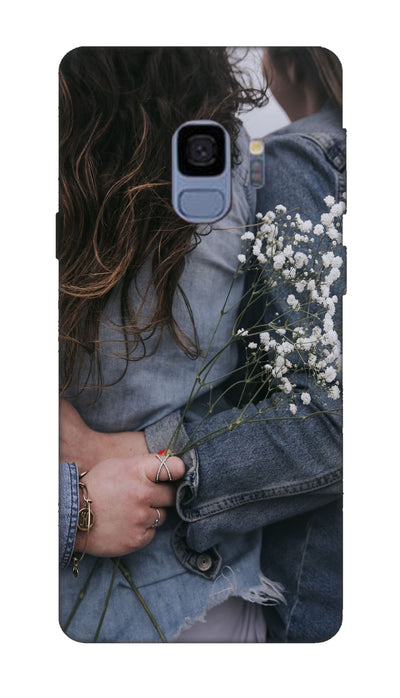 Best friends Hard Case For Samsung Galaxy S9