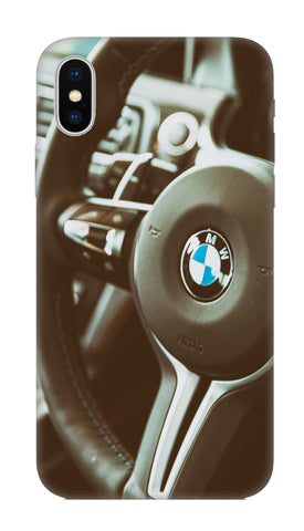BMW Hard Case For Apple iPhone X