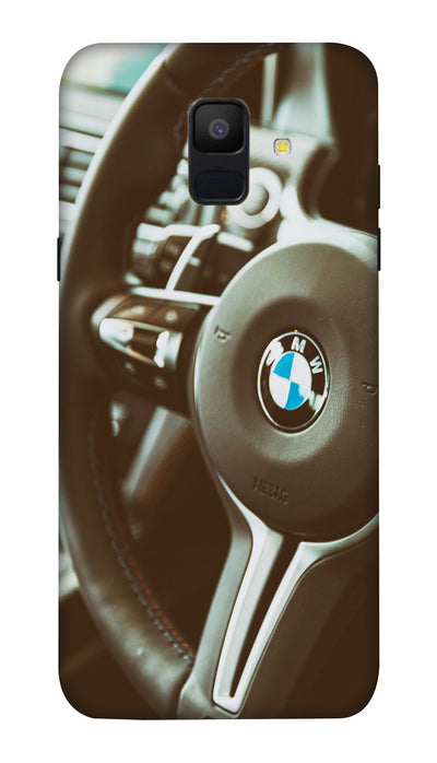 BMW Hard Case For Samsung A6