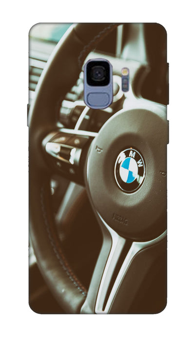 BMW Hard Case For Samsung Galaxy S9